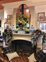 Faux greenery can look very real. (Mary Carol Garrity/TNS)