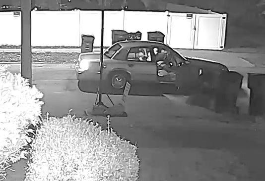 Surveillance Car
