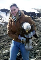 Ashley Autenrieth is a deer program biologist for the Michigan Department of Natural Resources.