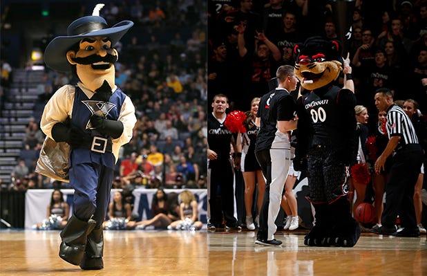 Xavier Musketeers & Cincinnati Bearcats Basketball