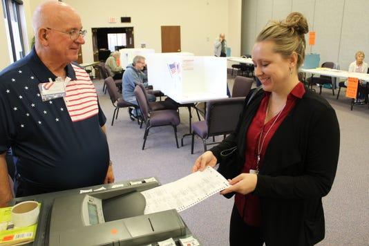 Sandusky County Voting