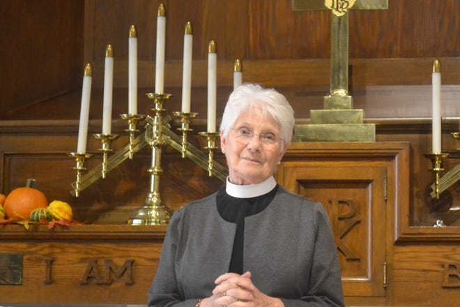 The Rev. Dr. Beverly Collinsworth is the new pastor at St. Thomas' Episcopal Church in Port Clinton. Prior to moving to Port Clinton, she served at churches in New Orleans, Texas and Indiana.