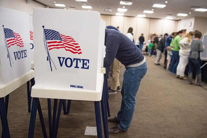 Under the bill, Colorado would join 11 states and the District of Columbia in what's called the National Popular Vote Interstate Compact. Currently, the state's electoral votes are cast for whoever wins in Colorado.