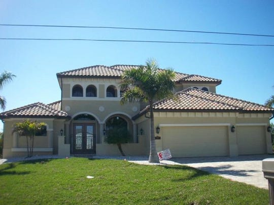 This home at 2732 SW 25th St., Cape Coral, recently sold for $805,000.
