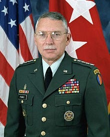 Retired Gen. Frederick M. Franks, Jr., U.S. Army, is Home Base Honorary Director Southwest Florida and a Naples resident.