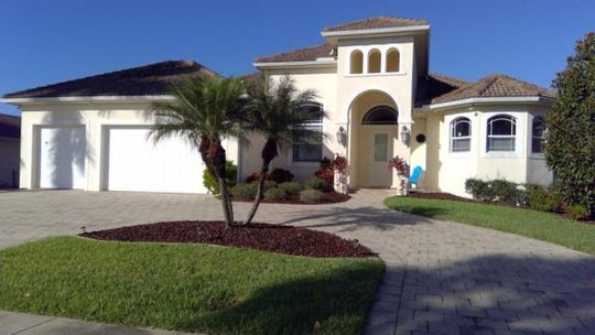 This home at 5410 Pelican Blvd., Cape Coral, recently sold for $820,000.