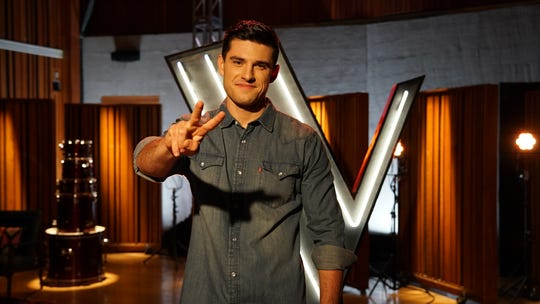 "Wyatt Rivers on ""The Voice's"" online competition, ""The Comeback Stage"""