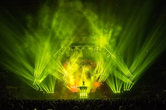 Just when you thought Trans-Siberian Orchestra's shows couldn't get any better, this year's production travels with 20 semis, up from 18 in 2017.