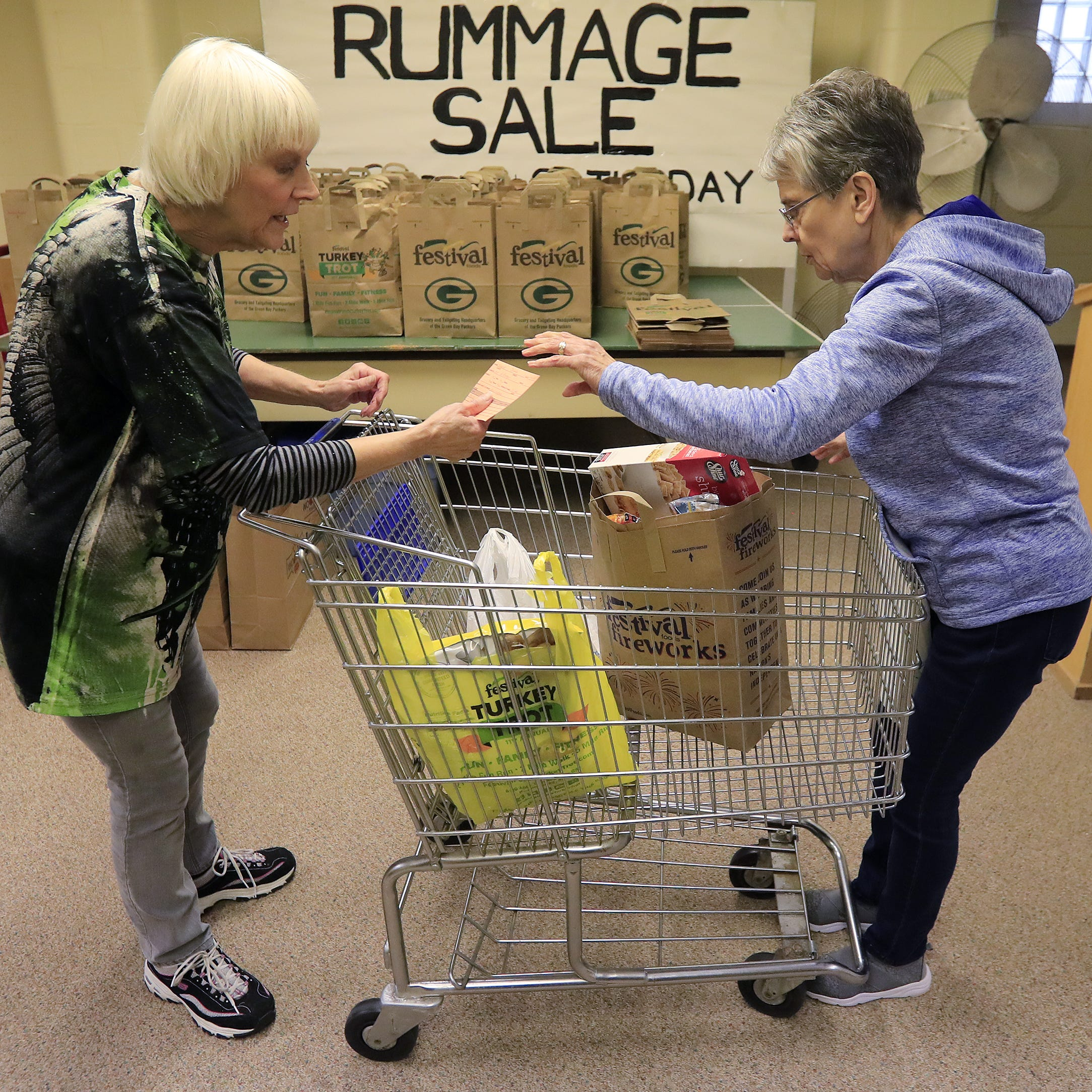 Stock the Shelves: Local food pantry donor shares why his family gives