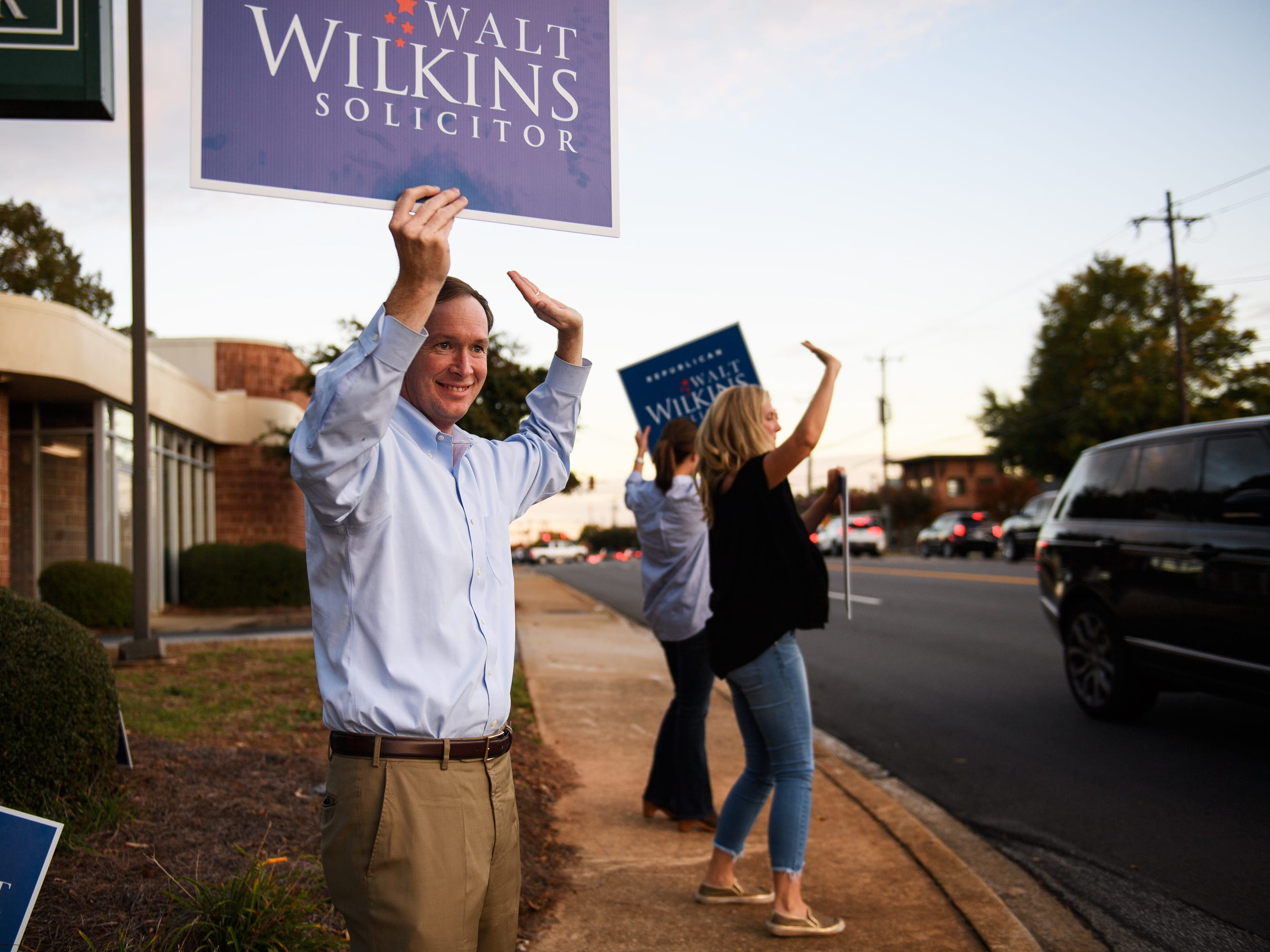 What's next for Walt Wilkins after landslide victory in 13th Circuit Solicitor's race?