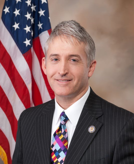 Trey Gowdy Official Portrait 112th Congress