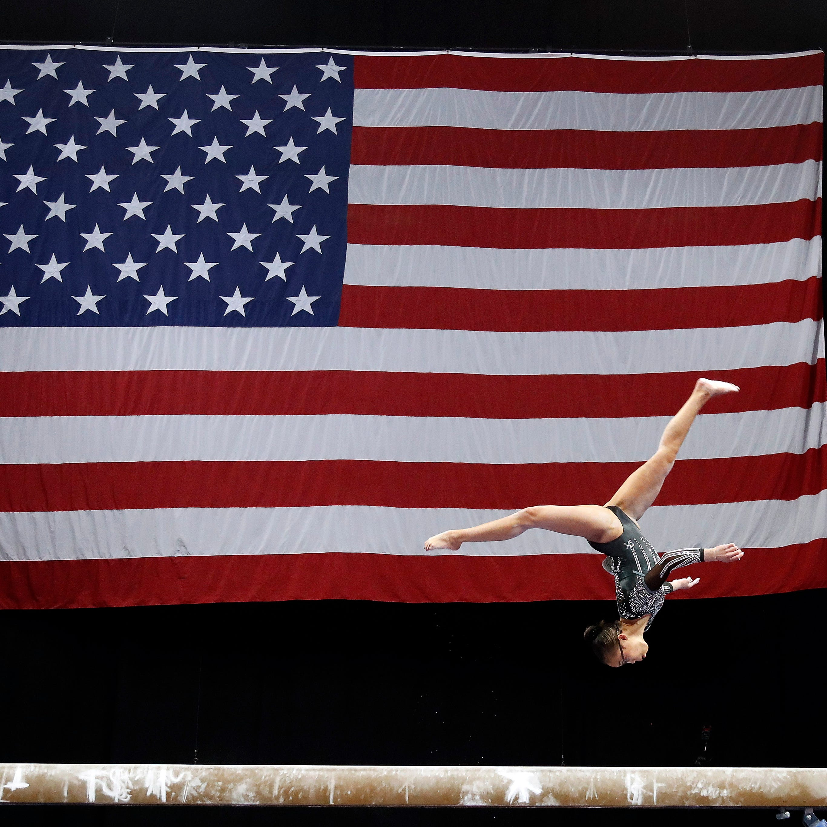 To send Olympians, a new body would have to replace USA Gymnastics