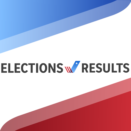 Election results for the Nov. 6, 2018, midterms