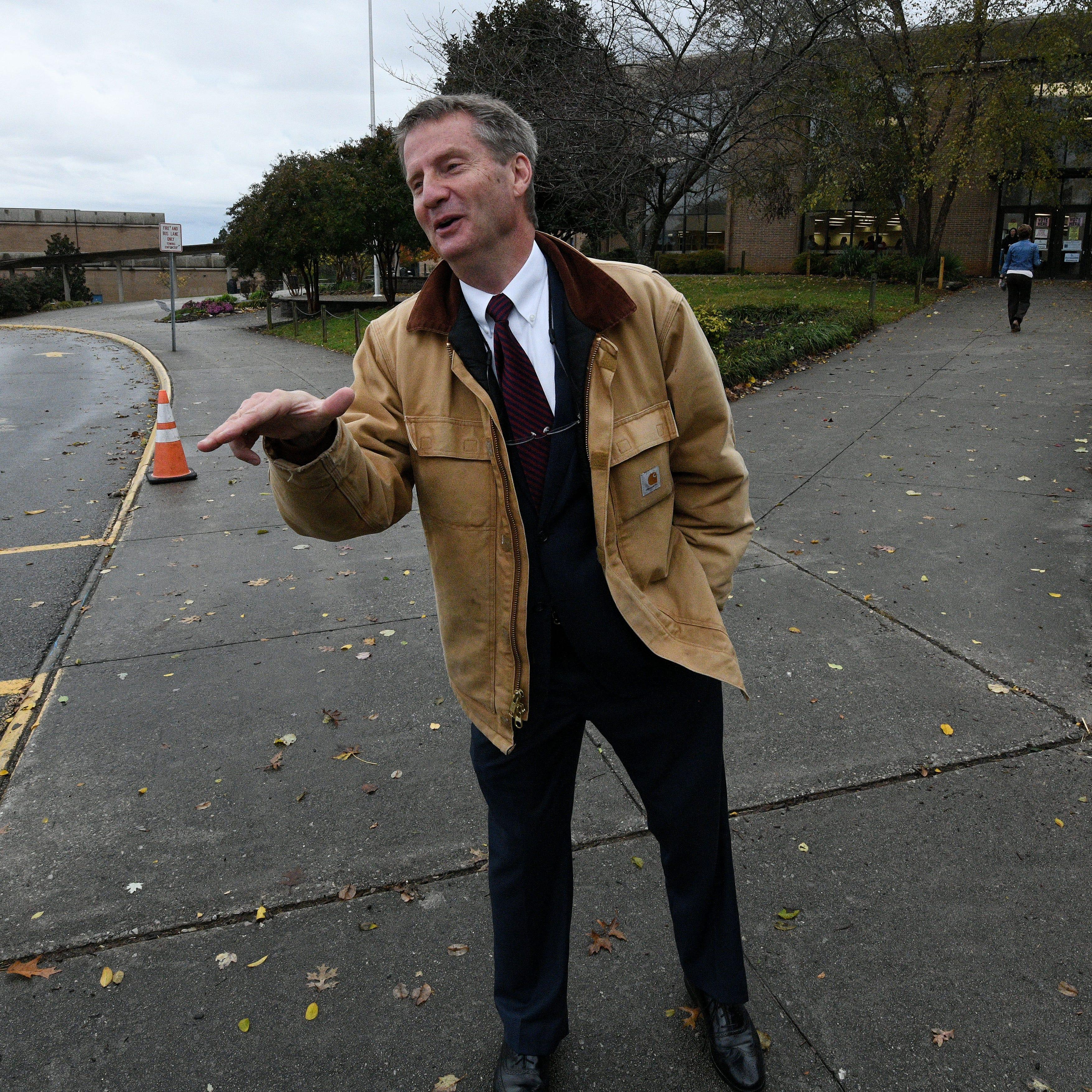 Outsider again: Tim Burchett prepares to take 2nd District seat as member of GOP minority