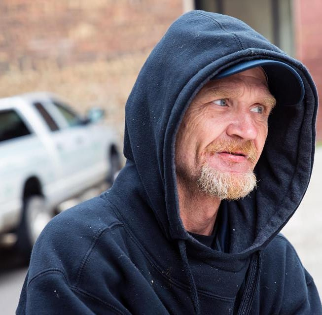 'My friend, my friend': Rodney Fuson, Knoxville's beloved homeless street performer, has died