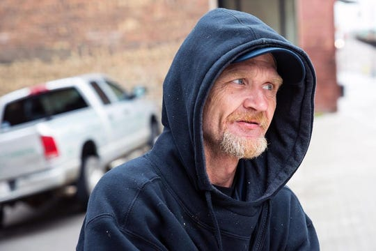 Rodney Fuson, who walked Knoxville's streets for years doing card tricks, selling socks and giving out hugs, died Monday.
