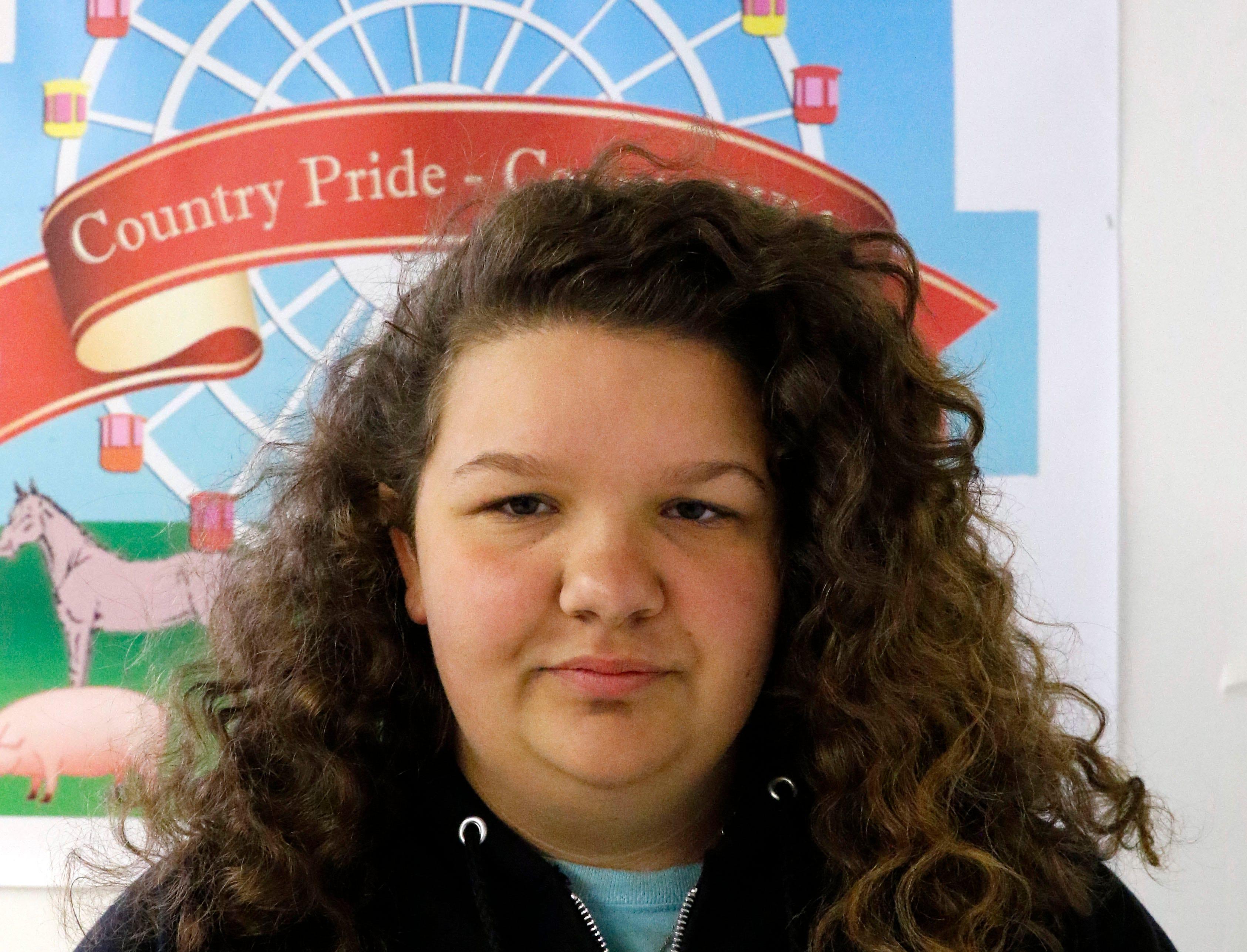 Chantelle Hunt, Pride Riders