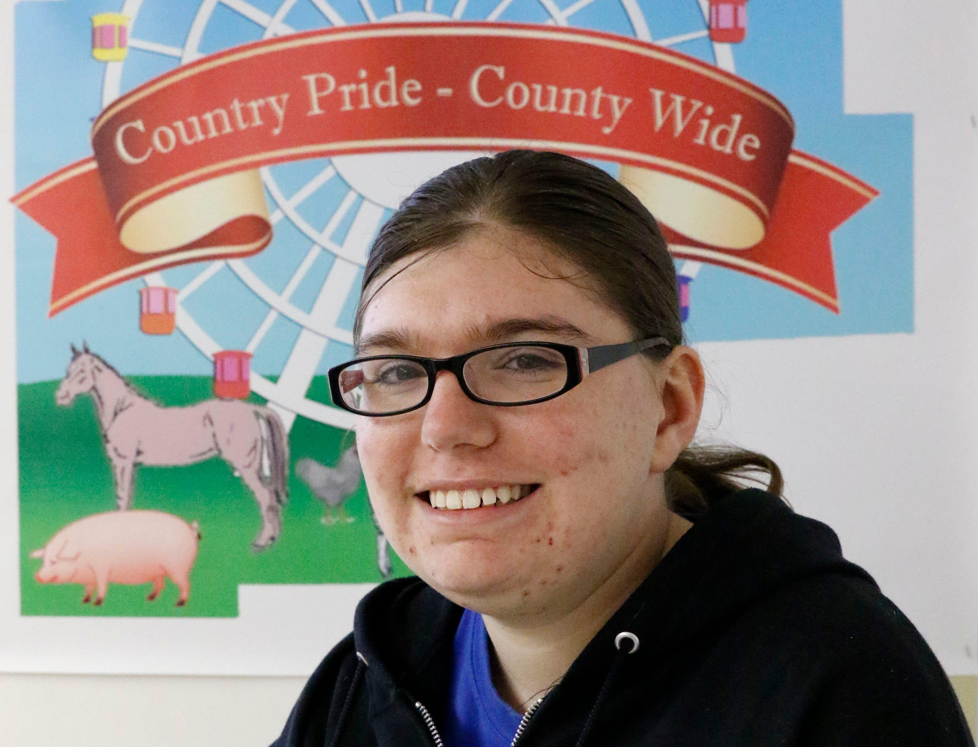 Kayla Bowers, Pride Riders