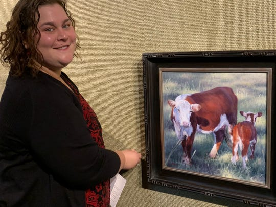 Diana Bolander is the assistant director and curator at Manitowoc's Rahr-West Art Museum.