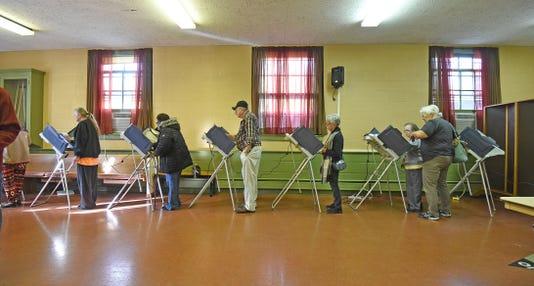 Tuesday Nj Voting
