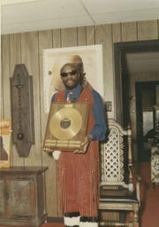 Golden: Isaac Hayes