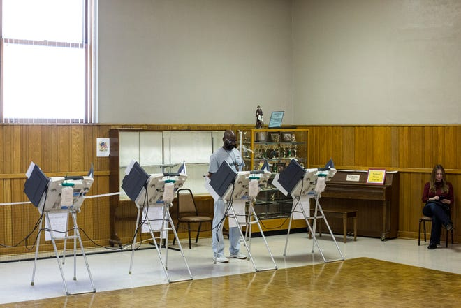 Shelby County voting machines were purchased in 2006 and are at the end of their lifespan.