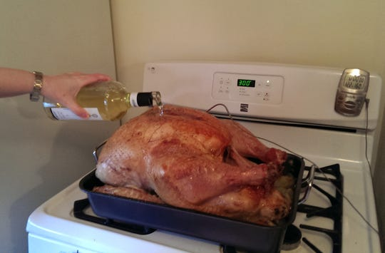 Cooking up a turkey on Christmas day? Here's some humor to help you along the way.