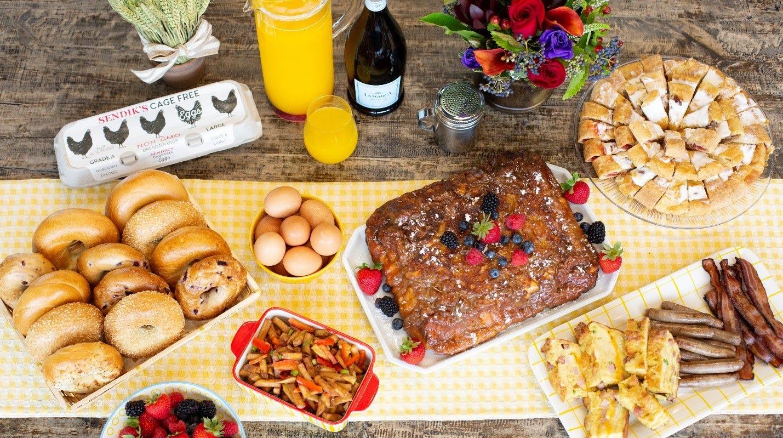 Fresh, homemade options dominate the Sendik's catering menu.