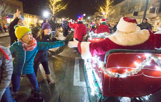 Whitefish Bay Holiday Stroll