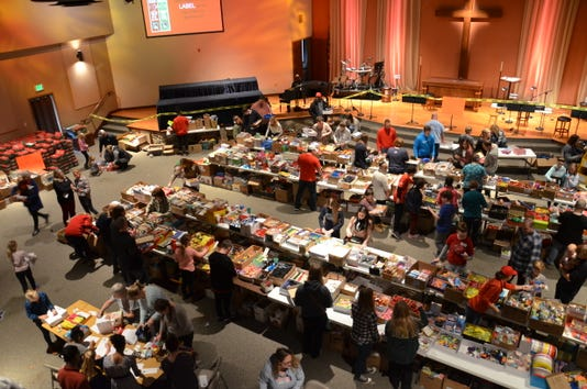 Operation Christmas Child Mequon