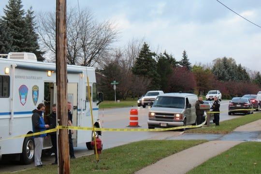 Menomonee Falls' River of Life Church of God was the scene of an officer-involved shooting Tuesday afternoon, Nov. 6. The church is at W156 N7616 Pilgrim Road.