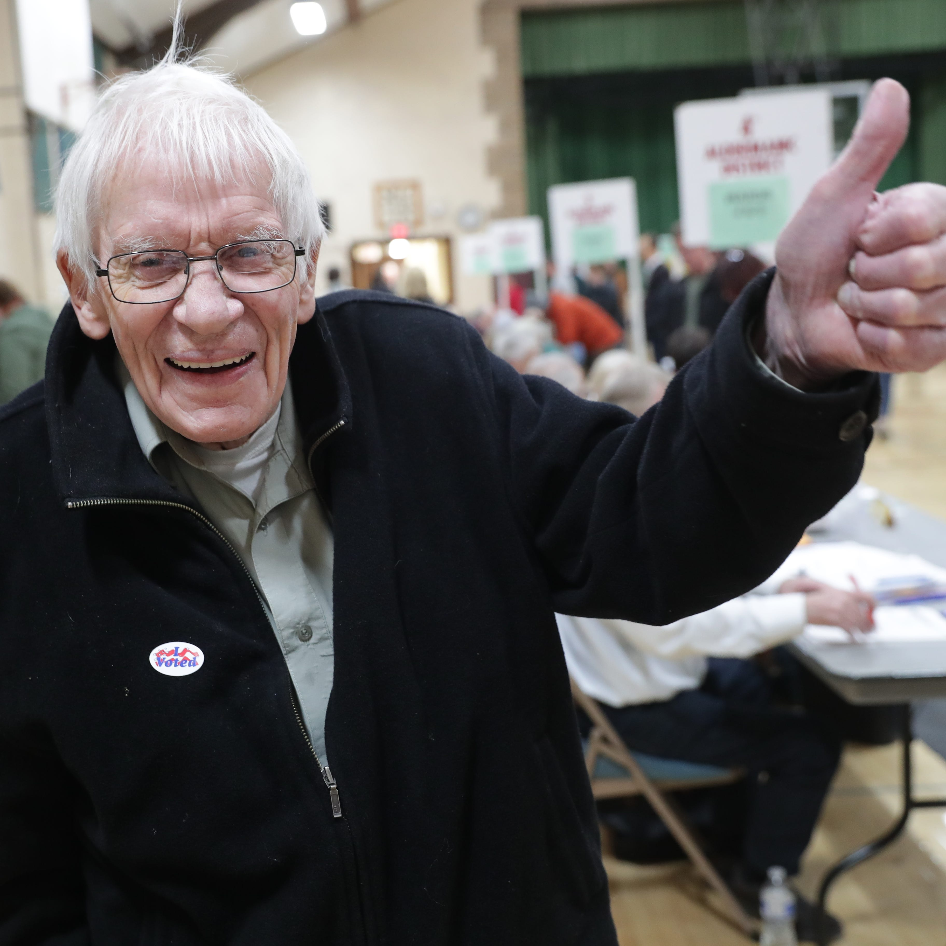 An 83-year-old determined to vote, Wisconsin wildlife, and women in brewing; here's your weekly Be Wisconsin update