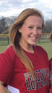 Jessica Cord, a Prattville High School freshman and softball player, will participate in the Junior All-American Games in Sarasota, Florida.