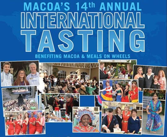 MACOA's 14th annual International Tasting is Sunday.