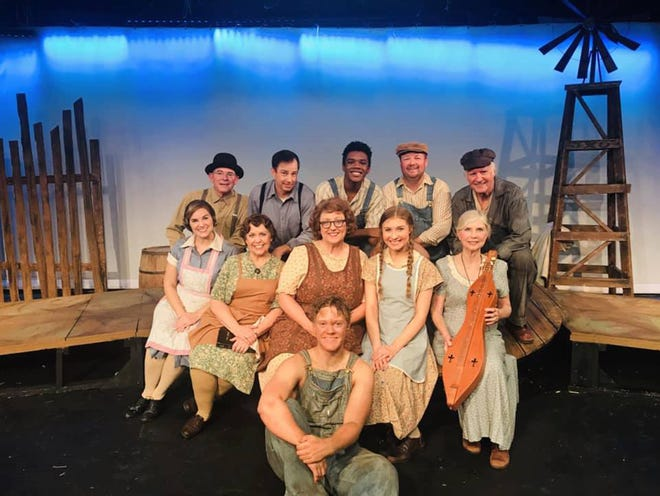 """The Wetumpka Depot Players took home top honors with their production of """"The Diviners"""" at ACTFEST19."""