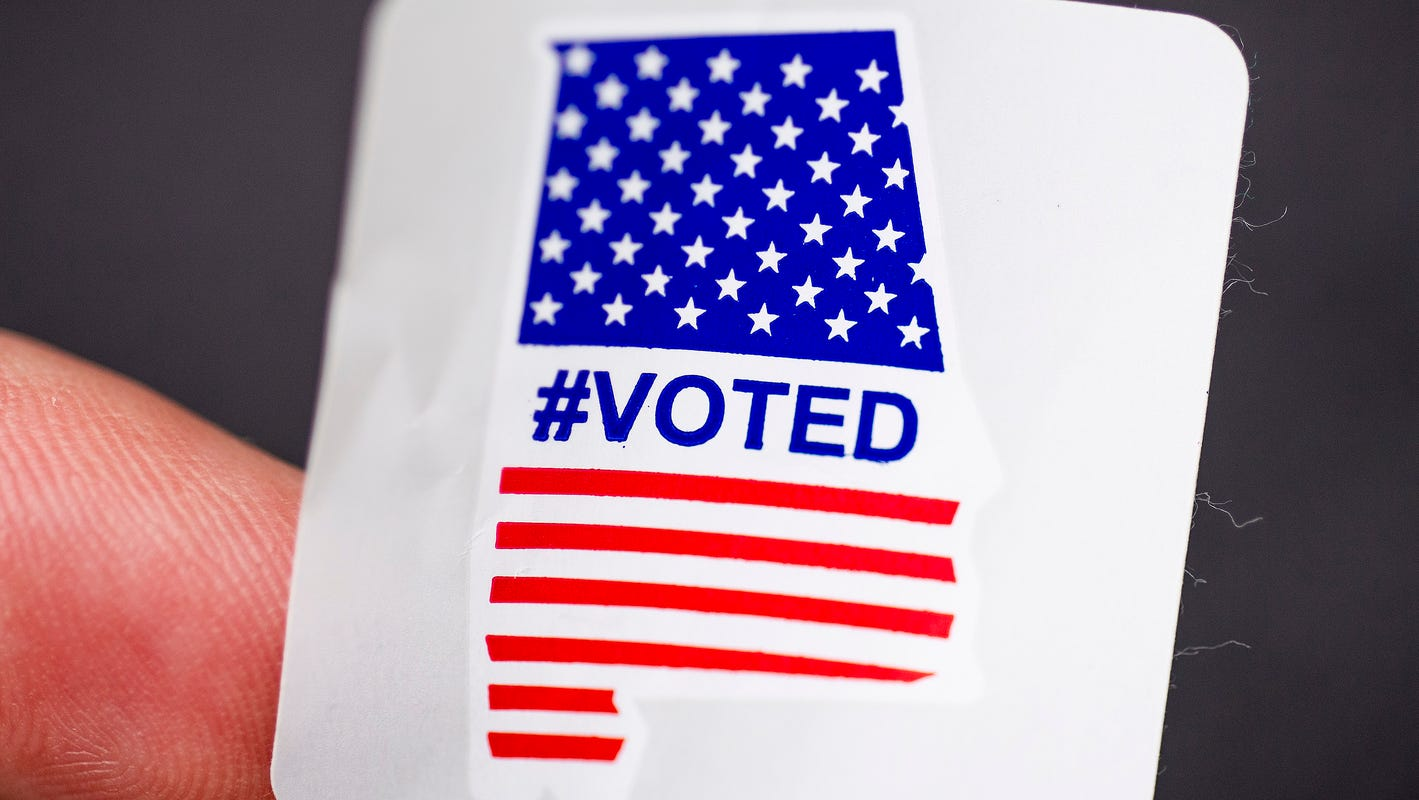 Alabama Voting Day 2020: Where To Vote, Candidate Info
