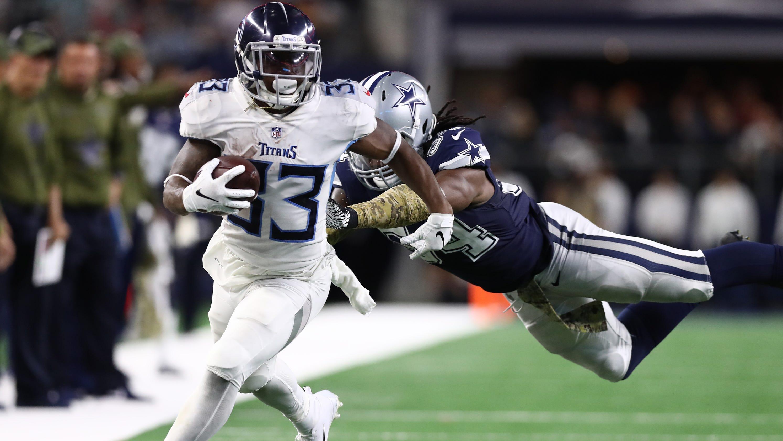 online store fdac2 f0a0a Cowboys vs Titans: Run D gets an 'A' in report card