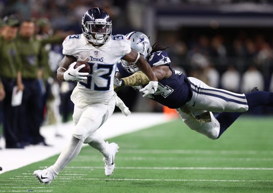 Nfl Tennessee Titans At Dallas Cowboys