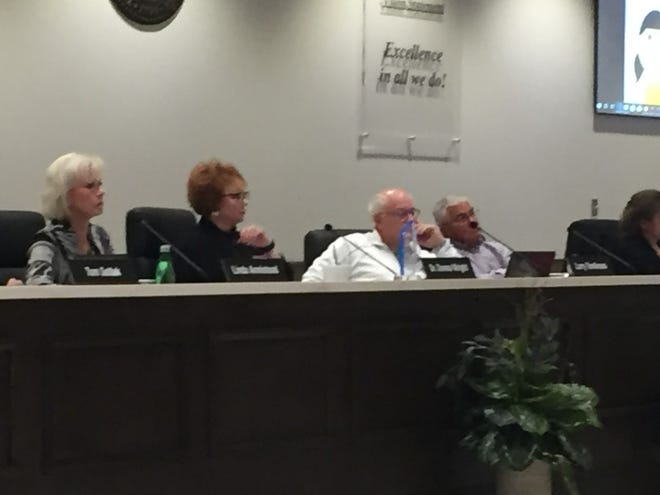 The Wilson County School Board met Monday, Nov. 5, 2018, and voted on several issues including new start times.