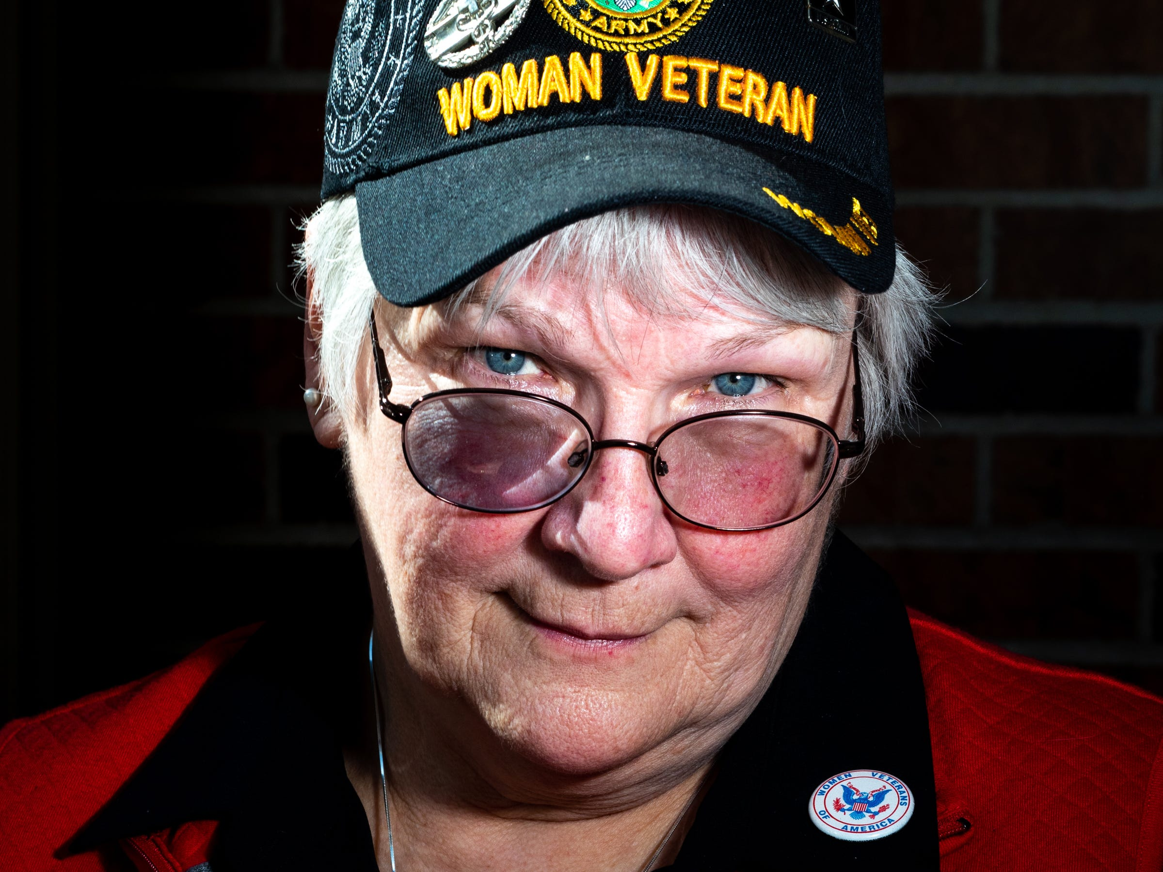 Mary Ross, 62, Clarksville. Years: 1974-1995 Rank: Sergeant First Class in the U.S. Army Deployed to: Gulf War