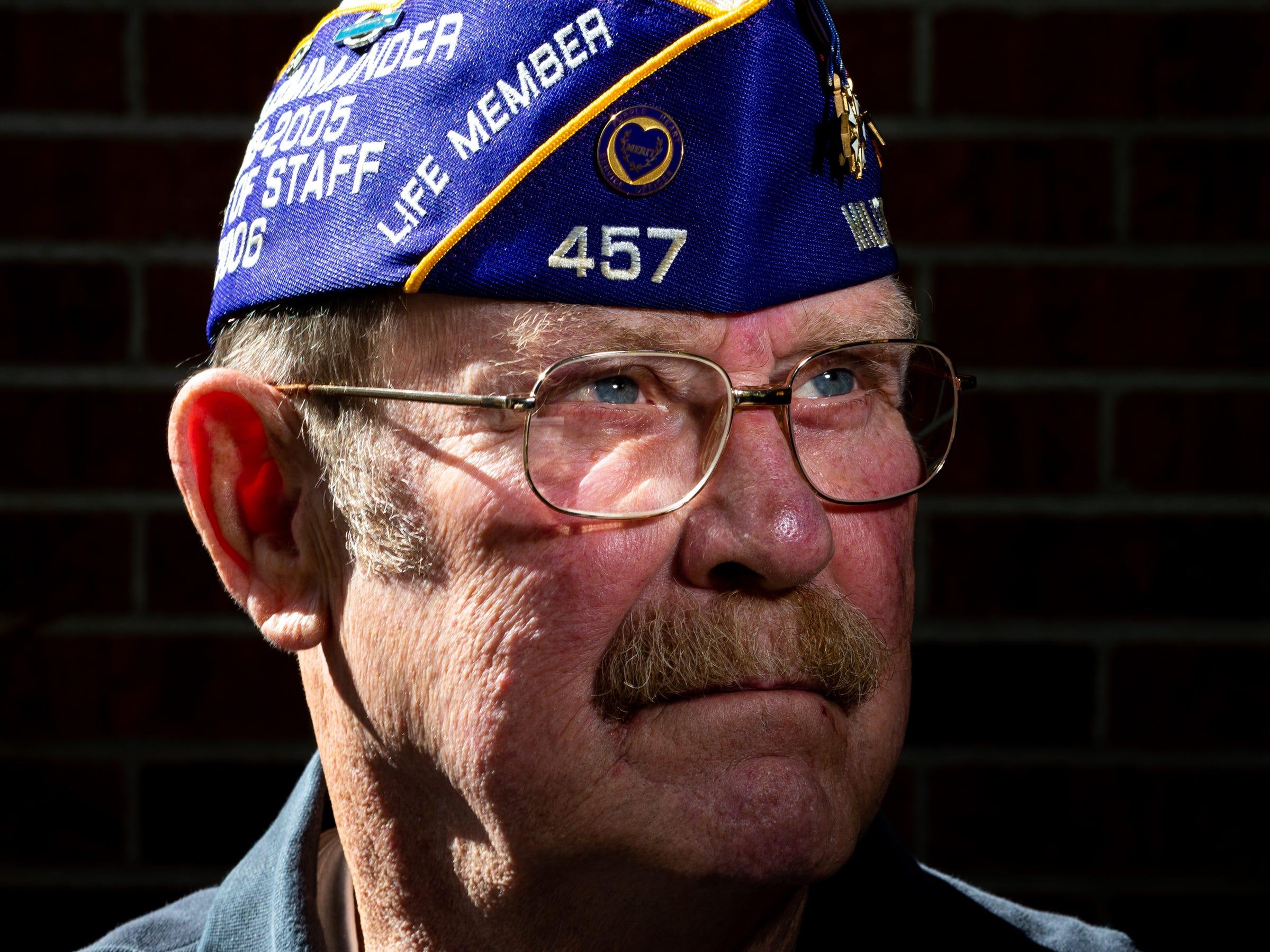 David Ross, 70, Clarksville.  Years: 1969-1995 Rank: Sergeant First Class in the U.S. Army Combat: Vietnam, Gulf War