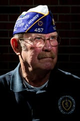 David Ross, 70, served in the Vietnam and Gulf wars.