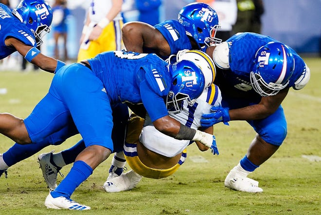 Tennessee State will tackle its second nationally ranked opponent when No. 8 Jacksonville State visits Hale Stadium on Saturday.