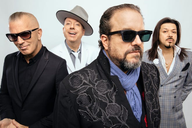 The Mavericks perform with Nashville Symphony on Friday and Saturday.