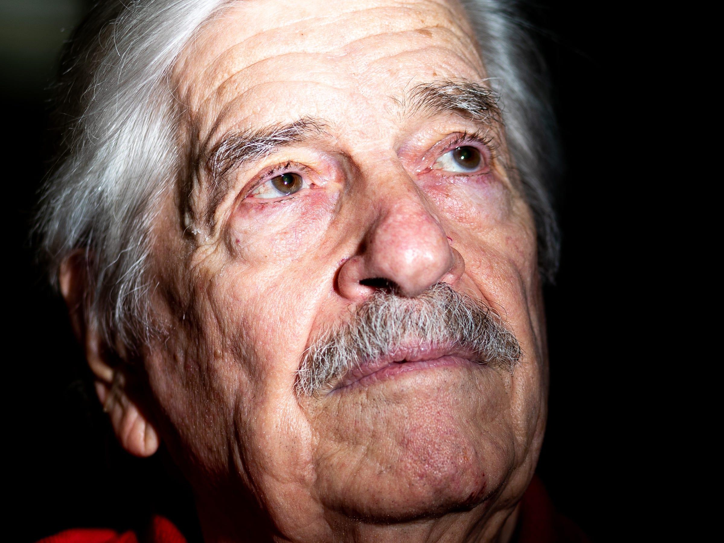 Bobby Smith, 87, Springfield.  Years: 1950-1952 Rank:  Combat: Korea