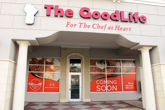 Mister O1 Extraordinary Pizza is coming in early 2019 to the former space of The Good Life in the Galleria Shoppes at Vanderbilt in North Naples.