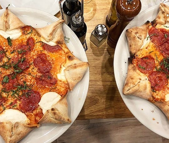 Star pizzas are a specialty at Mister O1 Extraordinary Pizza.