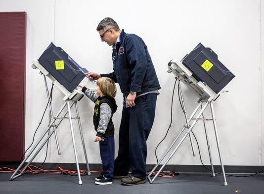 Midterm Voting 2018
