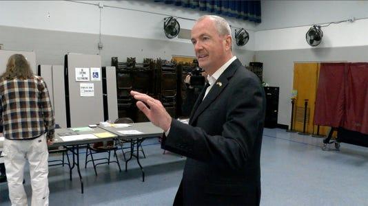 Murphy Votes