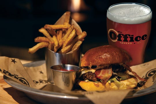 The Office Tavern & Grill will offer a free burger on Veterans Day.